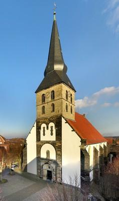 Kirche St. Benedikt Herbern