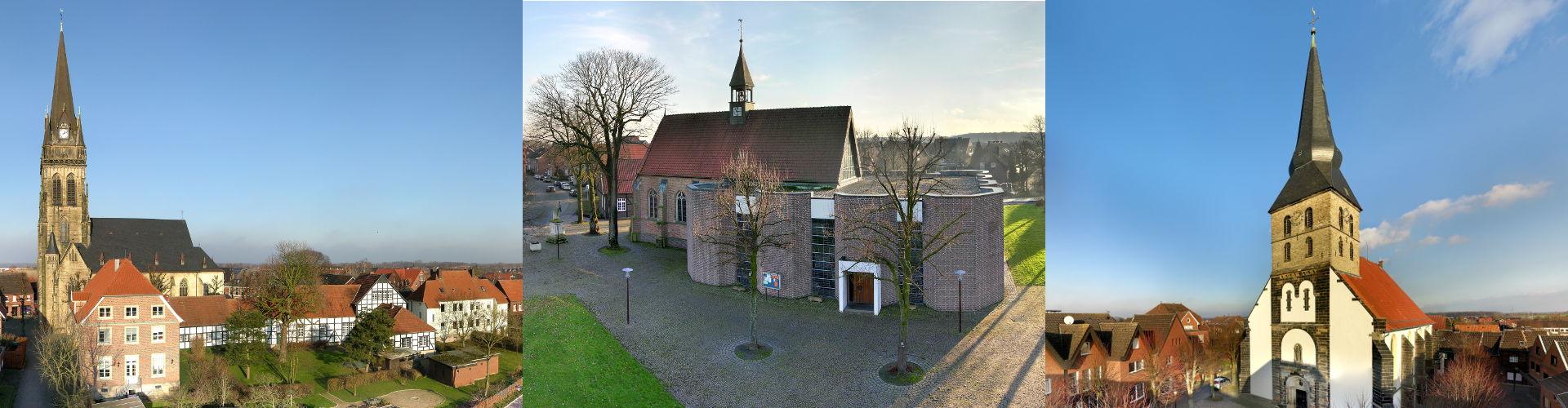 Katholische Kirchengemeinde St. Lambertus - Kirchen